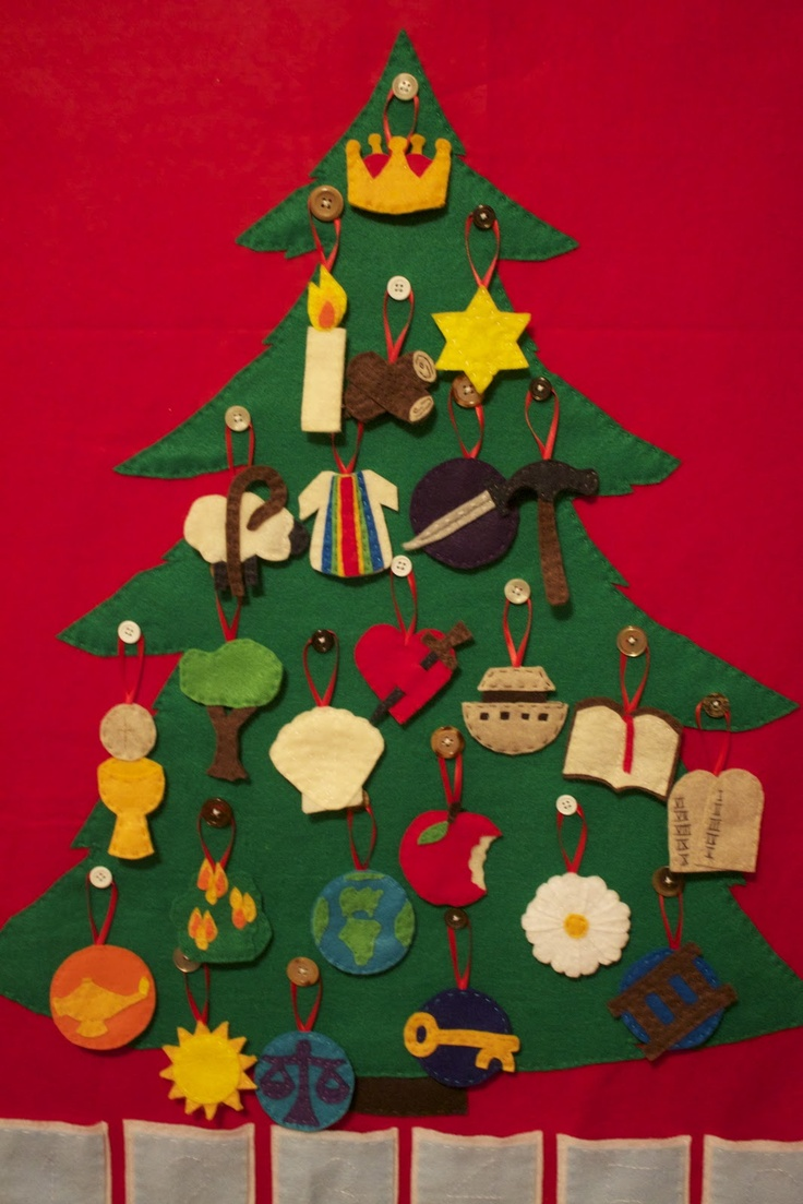 37 best images about advent jesse tree ideas on - Pinterest advent ...
