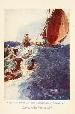 The Swiss Family Robinson (German: Der Schweizerische Robinson) is a novel by Johann David Wyss, first published in 1812, about a Swiss family shipwrecked in the East Indies en route to Port Jackson, Australia.