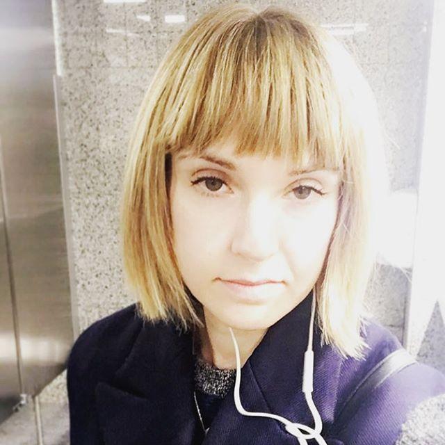 A two hour delay at LaGuardia = bathroom selfies. My apologies.