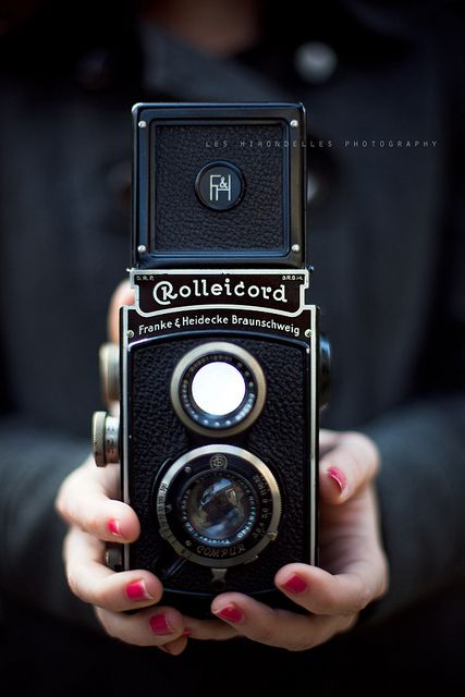 Rolleicord #vintage #camera