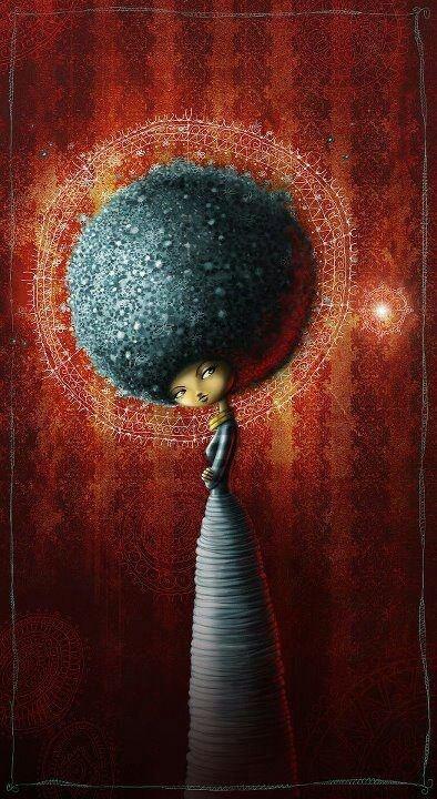 Rebecca Dautremer - Illustration