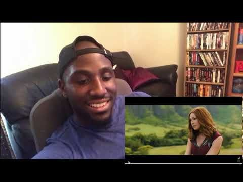 JUMANJI-TRAILER REACTION 2