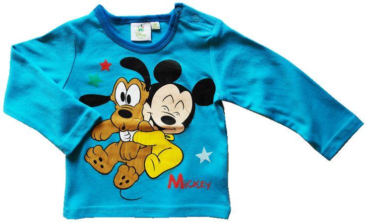 Chlapčenské tričko - MICKEY http://www.milinko-oblecenie.sk/tricka-a-kosielky/