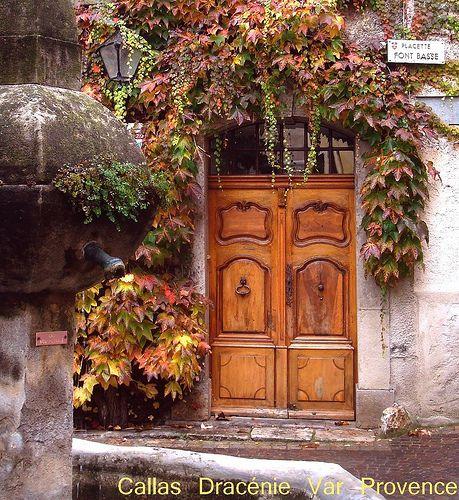 Placette Font Basse à Callas (Dracénie Var Provence)