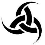The Horn - This Christian symbol represents God's power. It also has the meanings... dominion, defense, power, triumph, strength, fierceness, intelligence, dignity, prosperity, & glory.