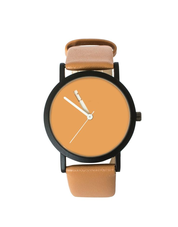 RYU Window Brown Watch