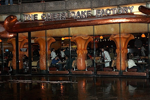 Cheesecake Factory, Chicago