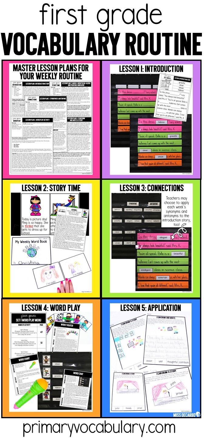 This YEAR LONG VOCABULARY CURRICULUM exposes students to tons of Tier 2 vocabulary words! Teach the words within the context of passages and stories to promote comprehension and understanding. Word play activities, writing responses, rich vocabulary discussions, and synonym and antonym activities help your students connect the words they learn to their real lives!