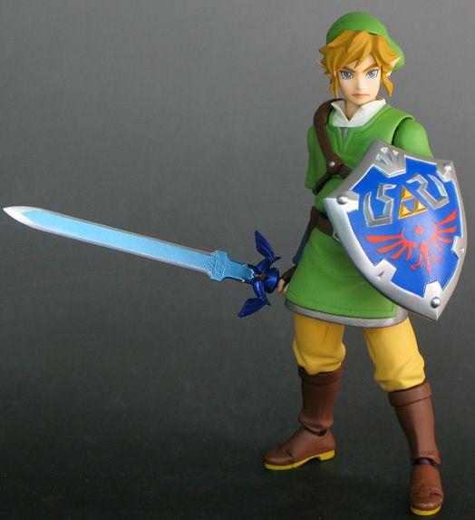 Figma Link Zelda Skyward Sword
