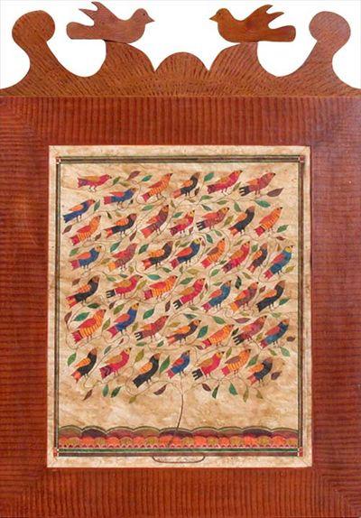 Susan daul artist susan daul fraktur artist rugs for K y furniture lebanon pa
