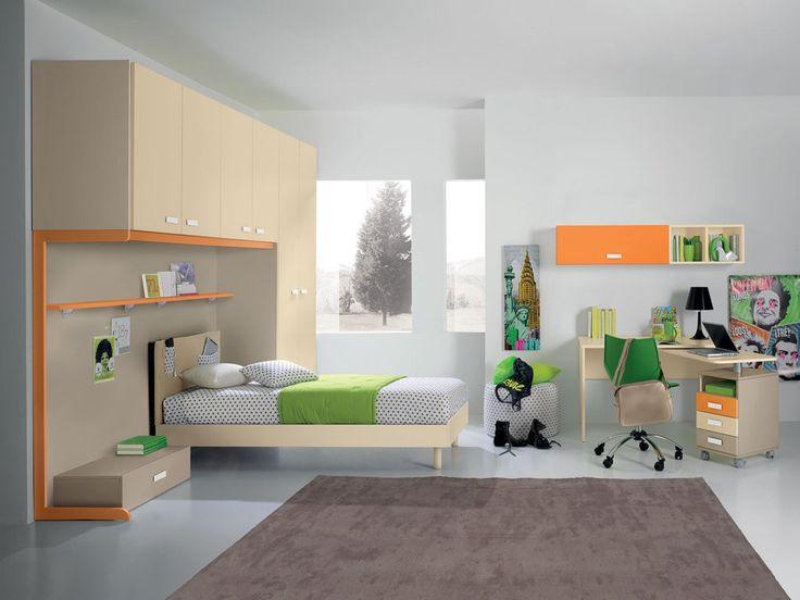 Oltre 20 migliori idee su mensole armadio su pinterest ripostiglio rimodellare l 39 armadio e - Letto cubo ikea ...
