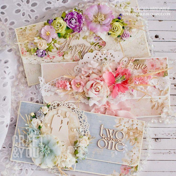 Craft and You Design: Wedding envelope / Ślubne kopertówki