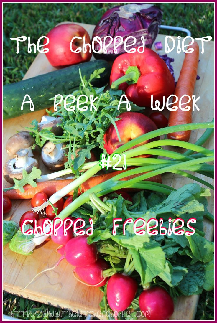 Chopped Freebies The Kitchen Chopper
