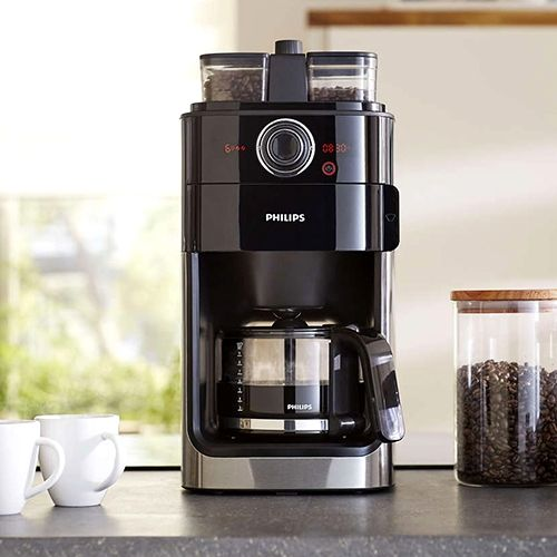 awesome 10 Modern Coffee Maker with Grinder Machines Review - Find Morning Perfection in 2017