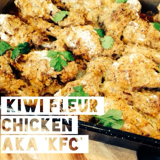 My KFC - Fleurtations with Food