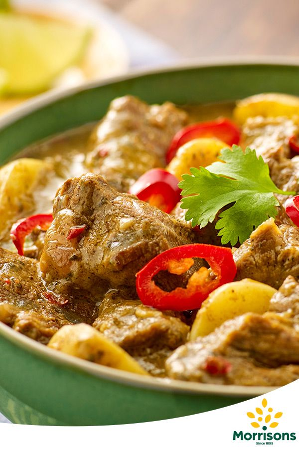In the mood for comfort? Try our Beef massaman curry recipe from our Emotion Cookbook