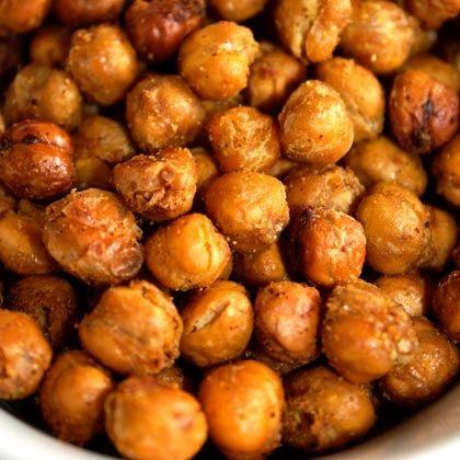 Roasted Chickpea Snacks Chickpeas Snacks, Healthy Roasted Chickpeas ...