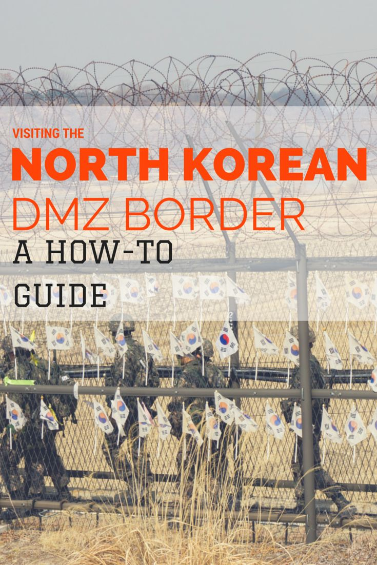 Want to take a step into one of the most closed countries on earth? Here's how to visit the North Korean DMZ border. www.thriftynomads.com