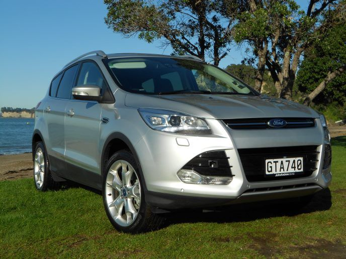 The #Ford #Kuga Titanium diesel and Kuga Titanium EcoBoost Petrol is quite possibly the most complex and fully-featured #car for the money. As well as having bells and whistles, there's the full ensemble of wind instruments and a strings section, and you, the driver, are the conductor. Full review here: http://www.carandsuv.co.nz/articles/ford-kuga-titanium-diesel-kuga-titanium-ecoboost-petrol-2013-review