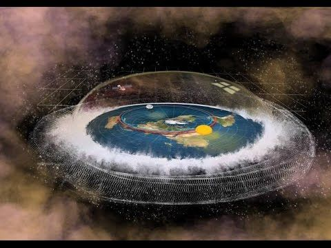 The Bible Does Say FLAT EARTH - YouTube