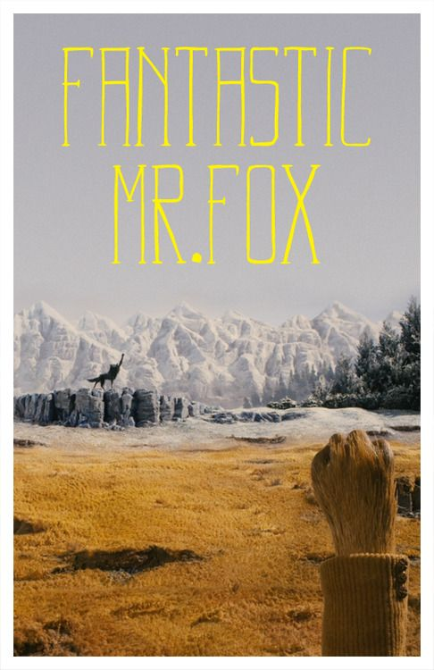 FANTASTIC MR.FOX  by Travis English (akastarwarskid)