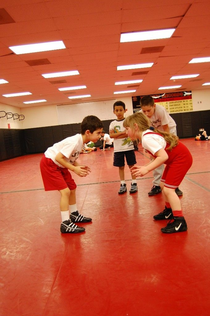 Youth Wrestling Drills | iSport.com Beginners