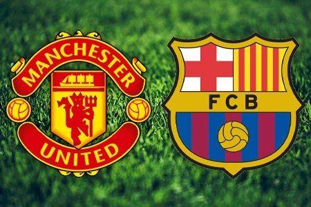 Манчестер Юнайтед - Барселона   ВКонтакте