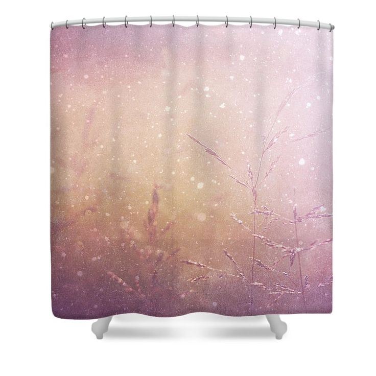First Snow As Autumn Fades Vintage Shower Curtain for Sale by Georgiana Romanovna https://fineartamerica.com/products/first-snow-as-autumn-fades-vintage-georgiana-romanovna-shower-curtain.html