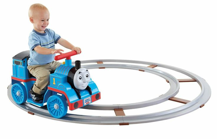 Thomas the tank engine train set battery operated nebulizer