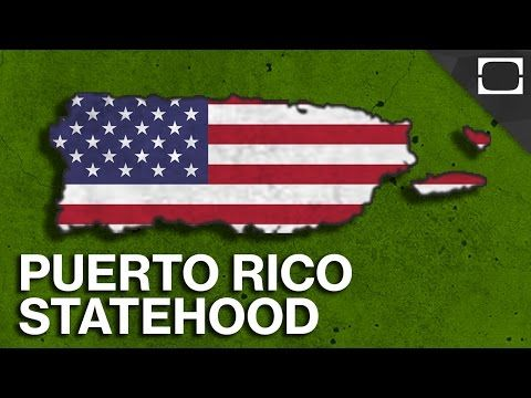 Should pueto rico become 51st state