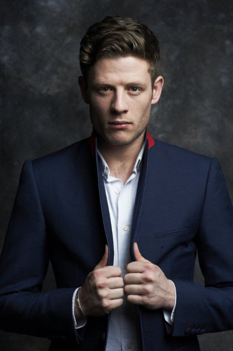 James Norton from Death Comes to Pemberley