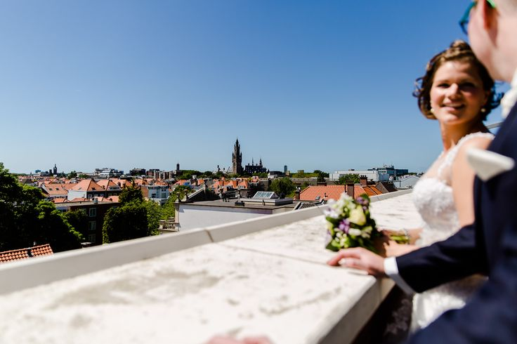 View of The Hague #view #weddings #photography #love