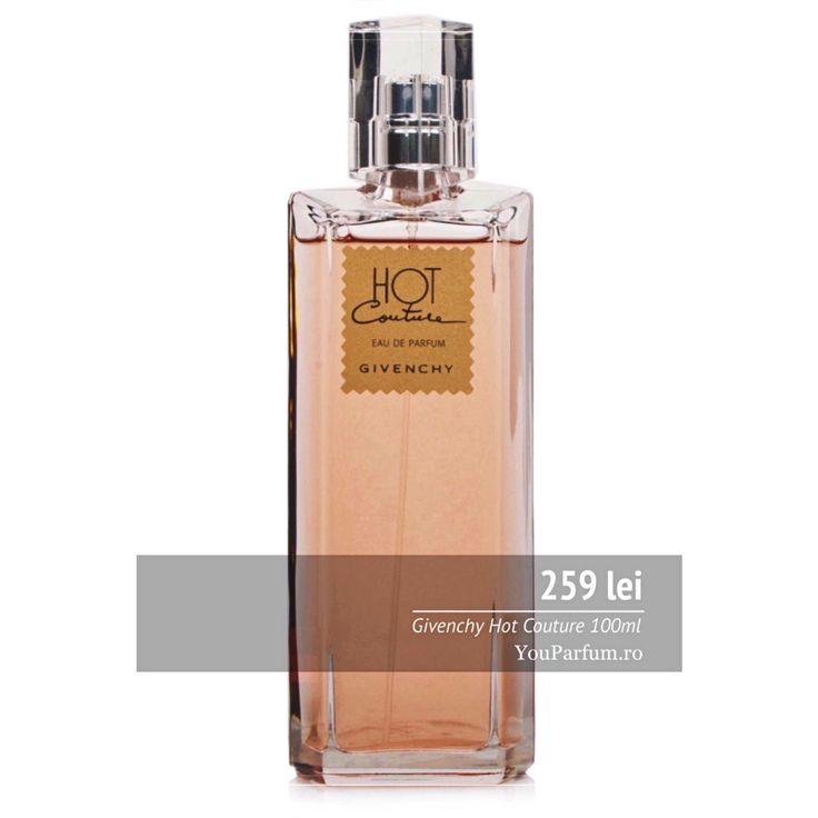 Givenchy Hot Couture este dedicat perfectiunii corpului unei femei, senzual si plin de farmec, rafinat si elegant, acest parfum este creat pentru o femeie neobisnuita, provocatoare si irezistibil de fermecatoare.