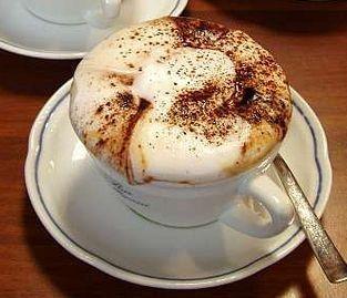 Um café muito gostoso!