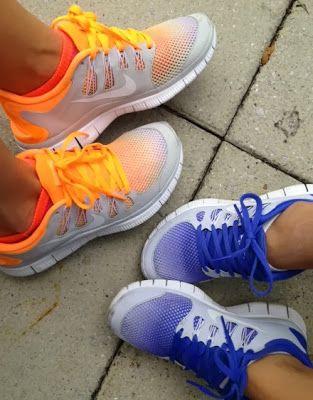 sports shoes 7056b 98ec6 nike free orange ombre