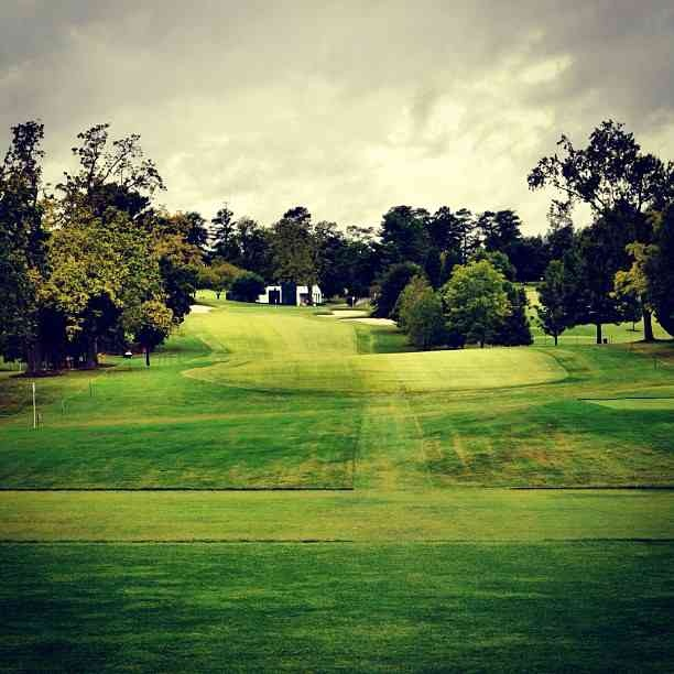 A Look Down The Fairway On The Par 4 First Hole At East Lake Home Of The Tour Championship East Lake Pga Tour Tours
