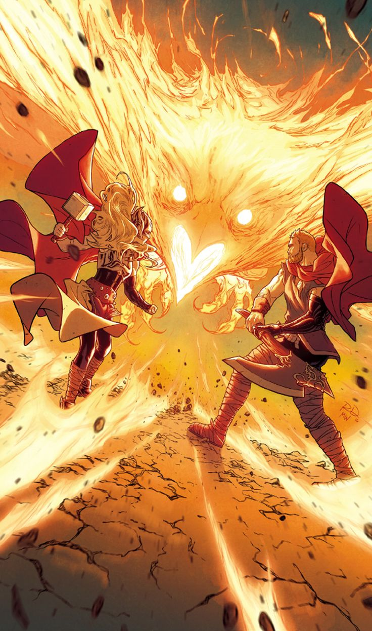 The Phoenix Force Just Showed Up in the Last Place You'd Expect