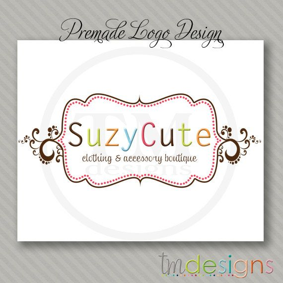 Hey, I found this really awesome Etsy listing at http://www.etsy.com/listing/117990376/colorful-scroll-frame-premade-logo