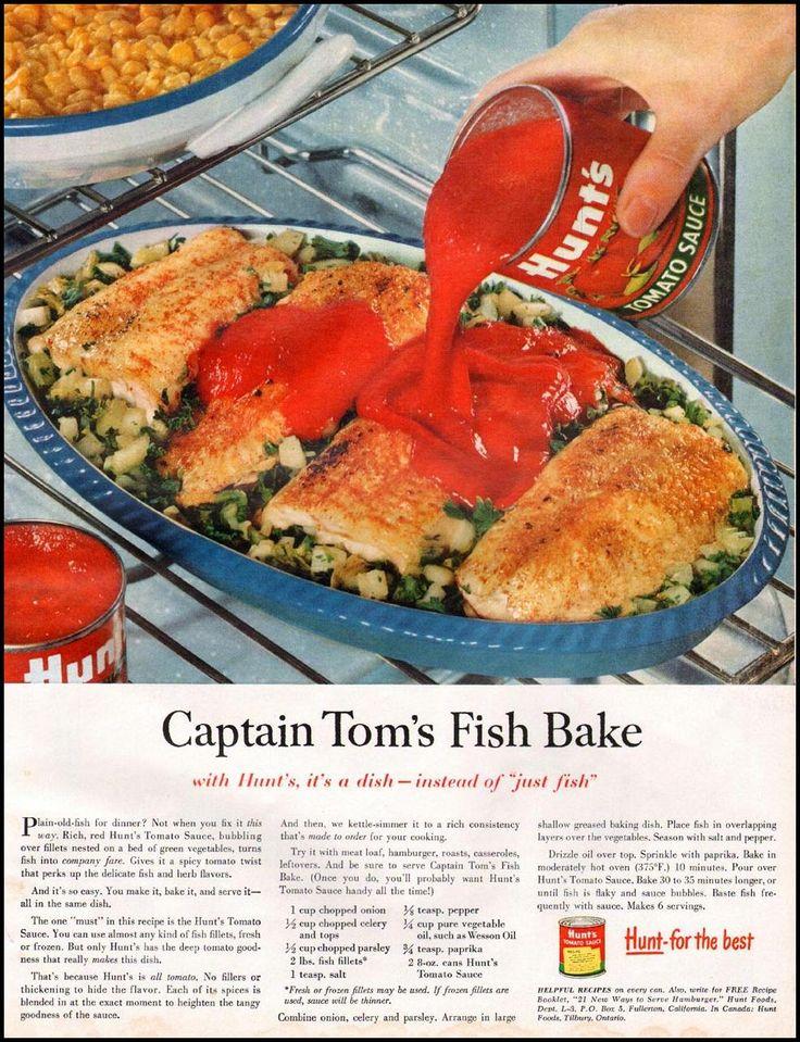 128 best Retro/Vintage Recipes images on Pinterest   Vintage ...