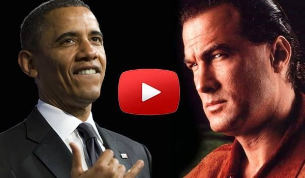 Steven Seagal Says Obama Will Be Impeached When The Truth About Benghazi Comes Out! http://www.ijreview.com/2014/02/118323-steven-seagal-says-obama-will-impeached-truth-benghazi-comes/