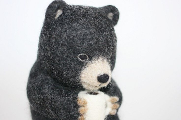 BLACK COFFEE BEAR