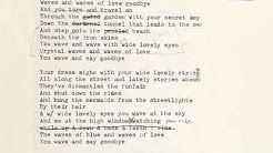 Nick Cave & The Bad Seeds - Wide Lovely Eyes (Lyric Video) - YouTube