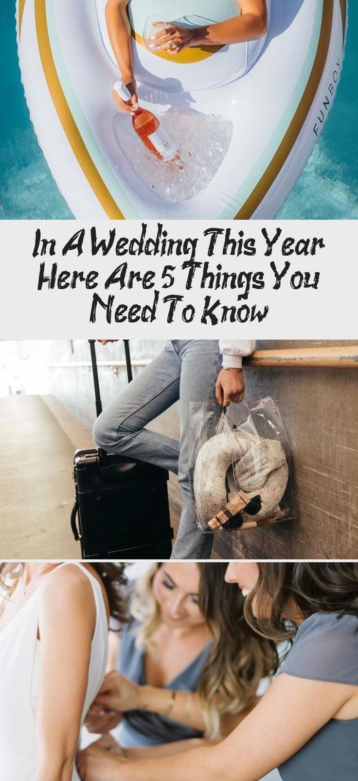 In a Wedding This Year? Here Are 5 Things You Need to Know | The Everygirl #SageBridesmaidDresses #BridesmaidDressesTwoPiece #TaupeBridesmaidDresses #BridesmaidDressesHijab #PeachBridesmaidDresses