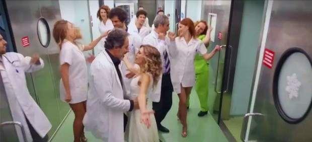 Indignación por la imagen frívola y sexista de la profesión de enfermera en Telepasión de TVE