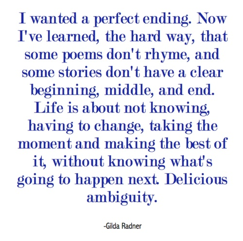 nothing is perfect: Life Quotes, Inspiration, Crossword Puzzles, Life Lessons, Growing Up, Gilda Radner Quotes, Random Thoughts, Perfect, Delicious Ambigu