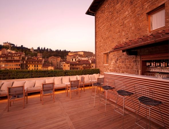 Continentale Hotel Ferragamo - Design Hotels Florence