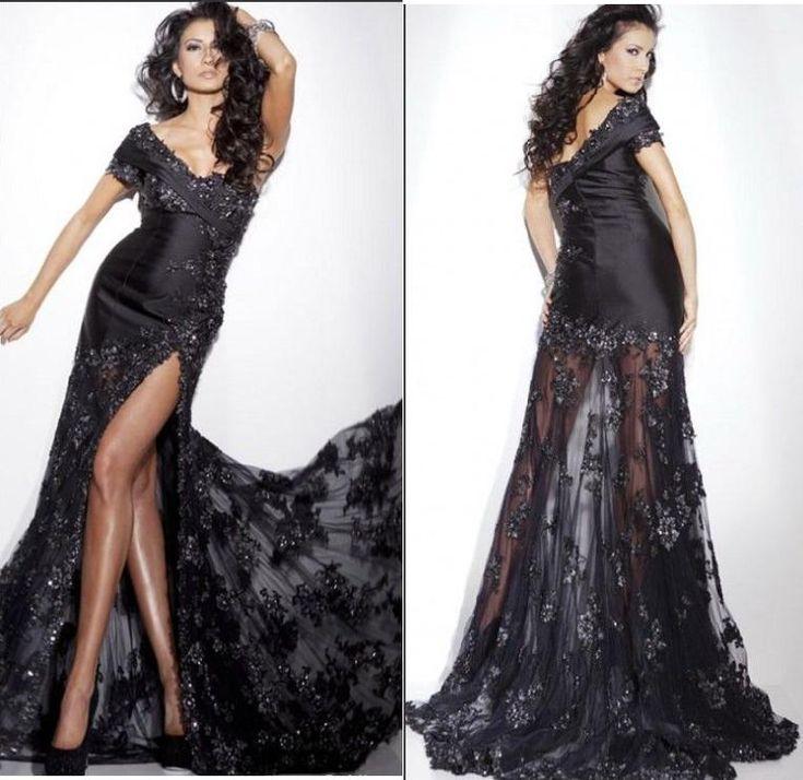 196 Best Dresses Images On Pinterest Formal Evening Dresses