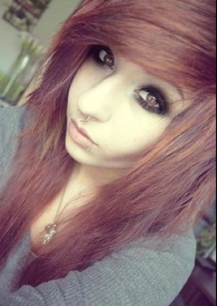 I really like the hair and septum