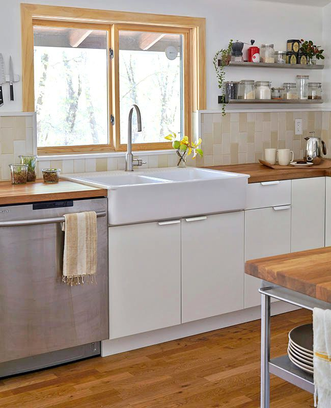 14 best more reasonable kitchen images on Pinterest   Kitchens ...
