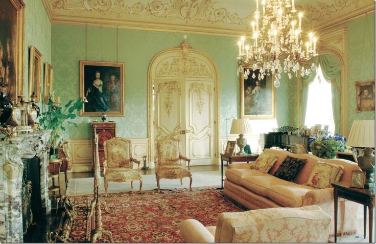 Downton Abbey via Cote de Texas